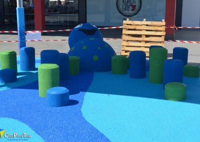 Parque Infantil Tematizado Mundo Marino