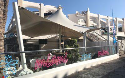 Carpa Tensada en Forma de Cúpula. Tenerife.
