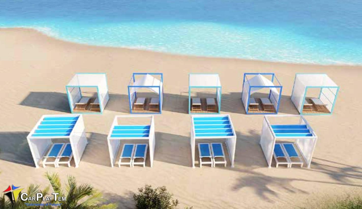 Separadores Playa