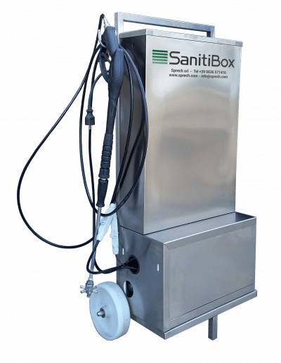 SanitiBox Tunel Sanitificante