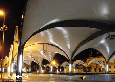 Estructuras Textiles por CarPlayTem en Canarias